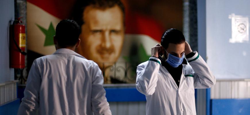 """""""Esed rejimi koronavirüs vaka sayılarını gizliyor"""""""