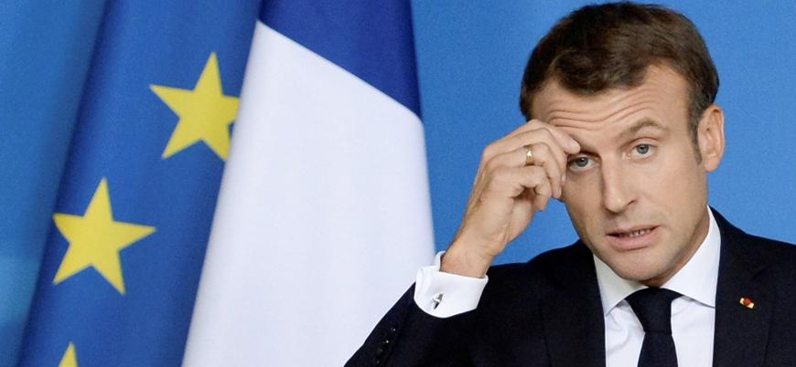 Bir günde 574 kişinin daha koronavirüsten öldüğü Fransa'da sokağa çıkma yasağı uzatıldı