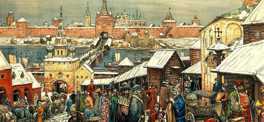 Ruslar İslamiyet'i seçmek üzereyken nasıl Hıristiyanlaştı?