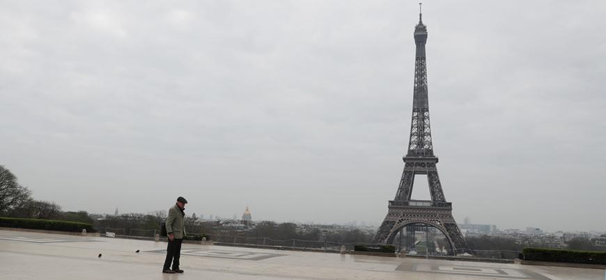 Fransız ekonomisine koronavirüs darbesi: Yüzde 8 küçülecek