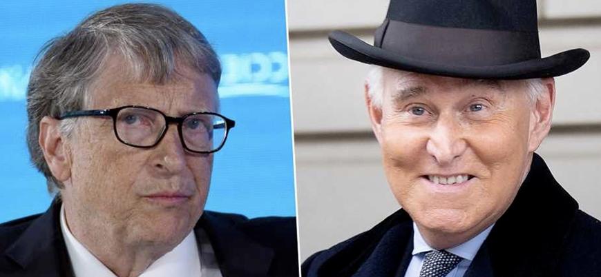 Trump'ın eski danışmanı Stone: Koronavirüsü Bill Gates geliştirmiş olabilir