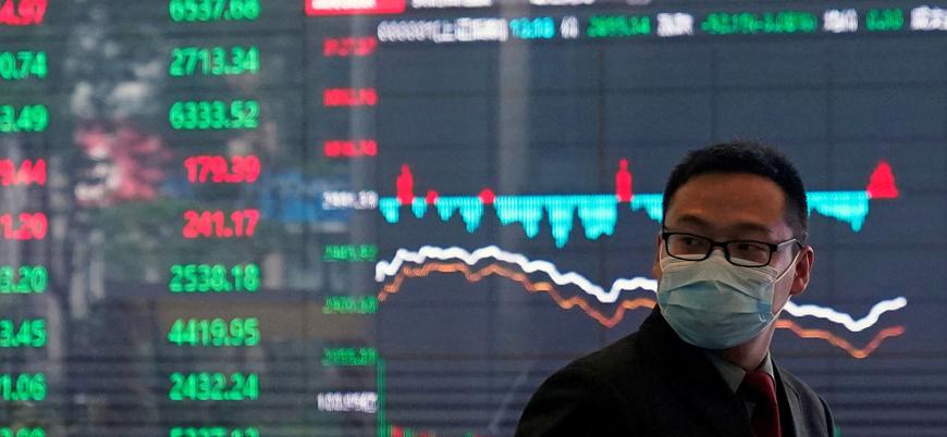 Dünya ekonomisi son yılların en kötü daralmasını yaşıyor