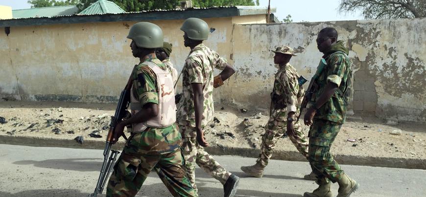 Nijerya'da koronavirüse karşı sokağa çıkma yasağına uymayan 18 sivil öldürüldü