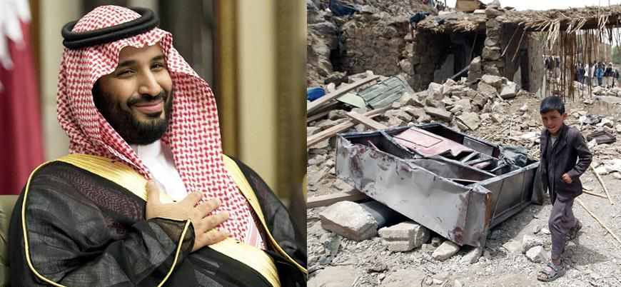 Veliaht Prens: Yemen halkı için çaba gösteriyoruz