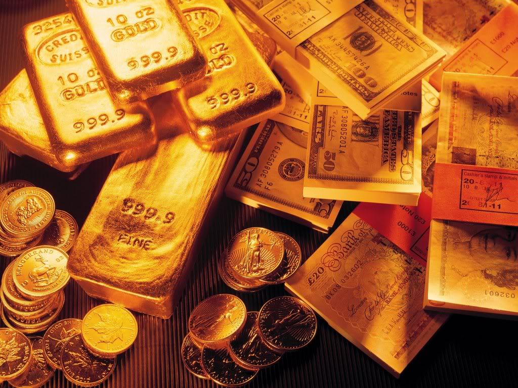Vatandaşta 151.4 milyar dolarlık altın ve döviz var