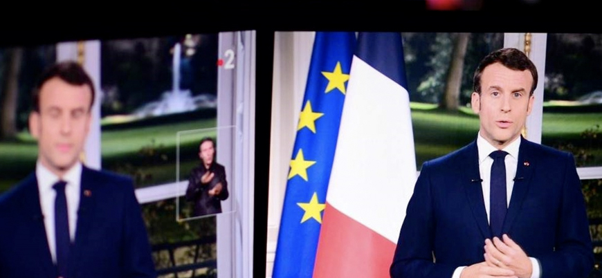 Macron: Çin'de koronavirüsle ilgili bilmediğimiz şeyler oldu