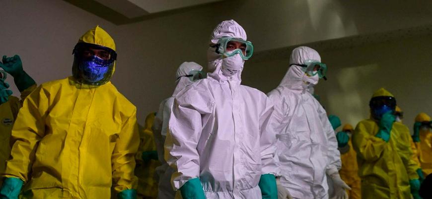 İngiltere'de koronavirüs ölümlerinin sayısı 40 bine ulaşabilir