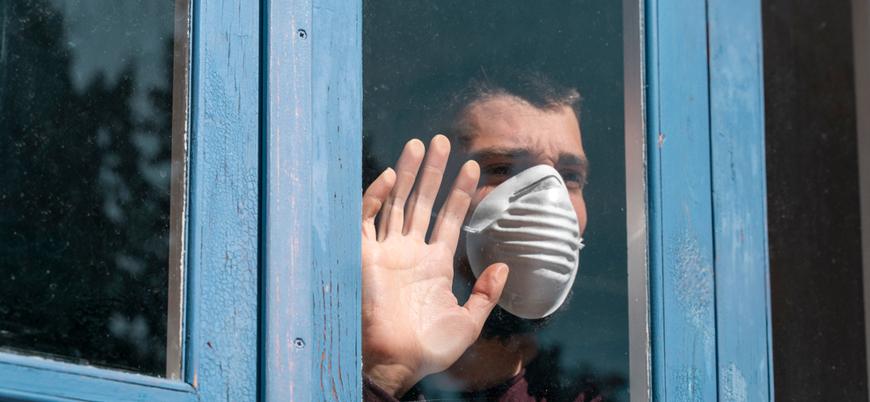 Koronavirüs: Her 10 kişiden 6'sı karantinada