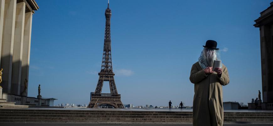 Fransa'da koronavirüsten ölenlerin sayısı 18 bin 681'e yükseldi