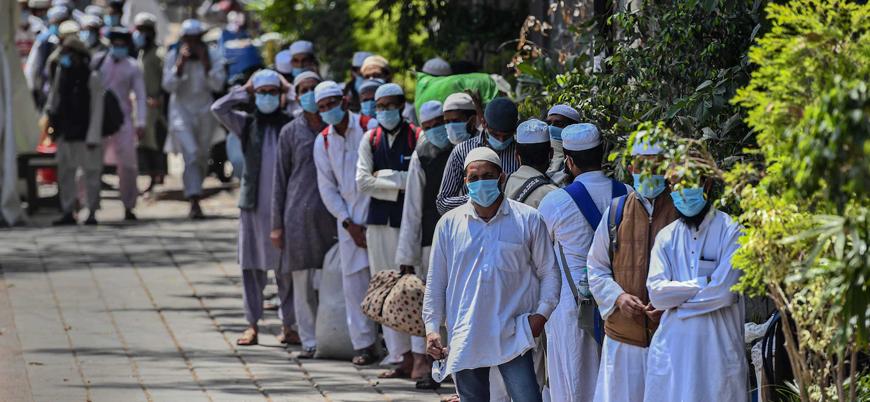 Hindistan'da Müslüman lidere 'koronavirüsü yayma' suçlaması
