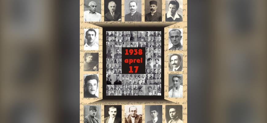 Stalin liderliğindeki Sovyetler Birliği'nin Kırım Tatar aydınlarına yönelik katliamının 82'nci yılı