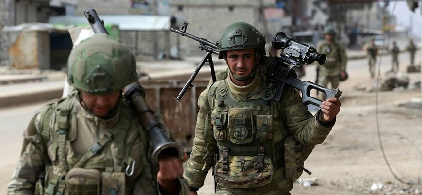 SOHR: Suriye'nin kuzeybatısındaki Türk askeri sayısı 10 bin