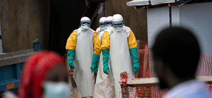 Kongo'da Ebola salgını yeniden ortaya çıktı