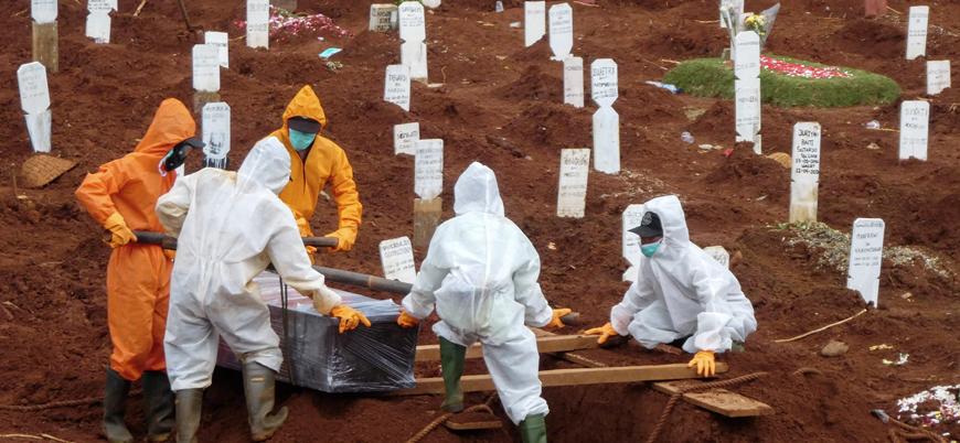 """Koronavirüsün nedeni doğal yaşamın insanlarca tahrip edilmesi"""