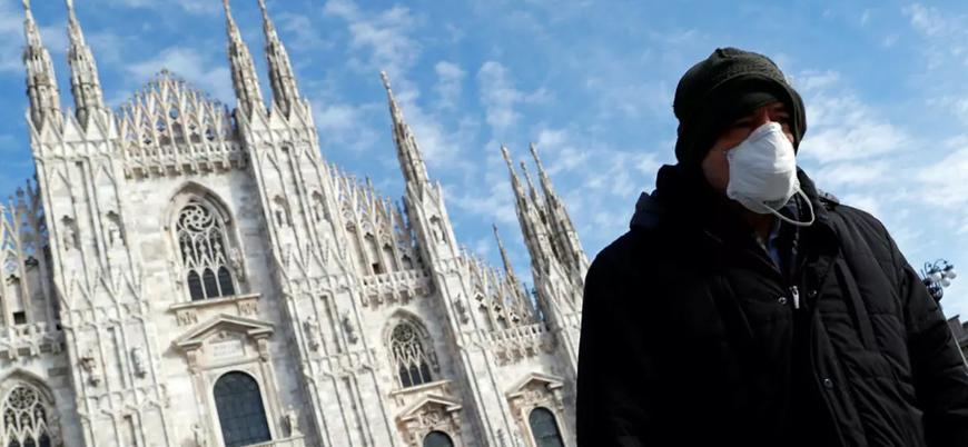 İtalya'da koronavirüse karşı Kur'an-ı Kerim okundu, dua edildi