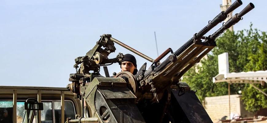 Libya'da Türkiye destekli UMH güçleri Tarhuna'ya operasyon başlattı