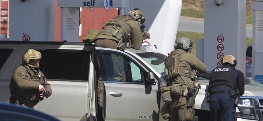 Kanada'da silahlı saldırı: 16 kişi öldü
