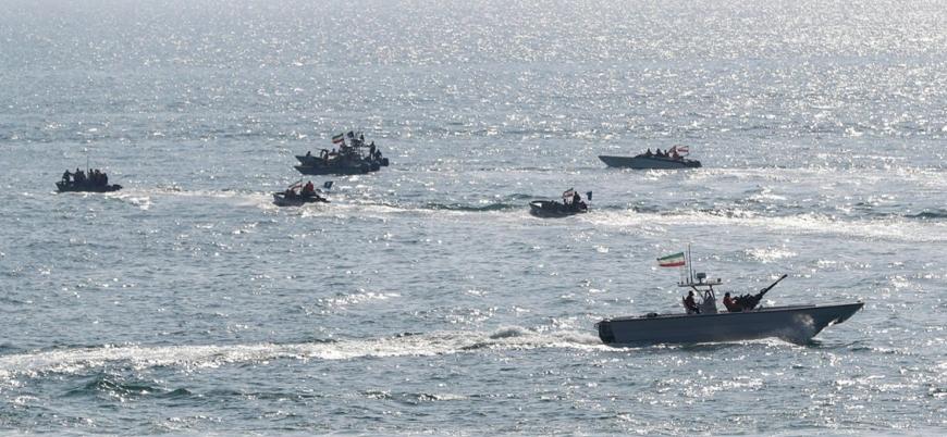 İran Basra Körfezi'ndeki varlığını yoğunlaştırdı