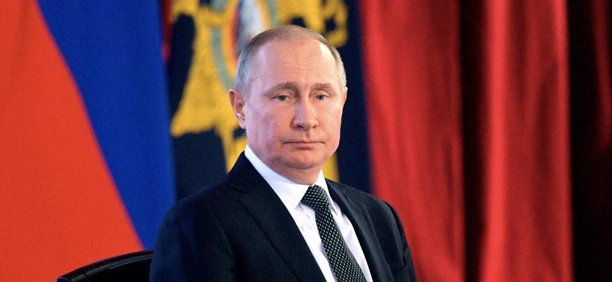 Kremlin Putin'in yıllık kazancını açıkladı