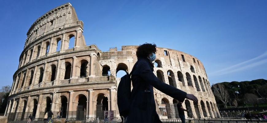İtalya'dakoronavirüs vaka sayısı ilk kez düştü