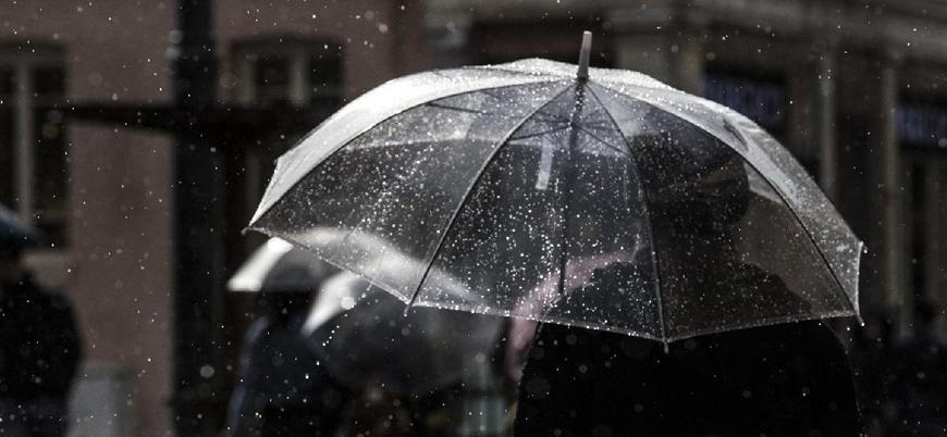 İstanbul'da 'serin ve yağışlı hava' uyarısı