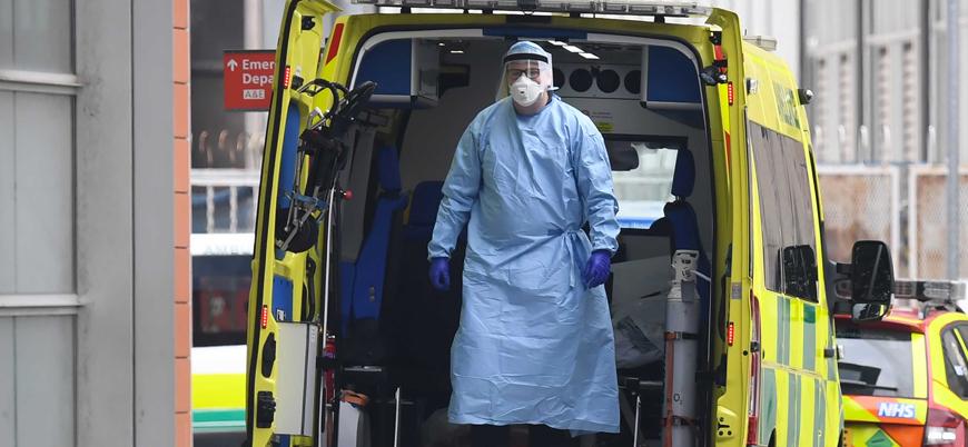 'İngiltere'de koronavirüs kaynaklı ölümler açıklanandan yüzde 41 daha fazla'