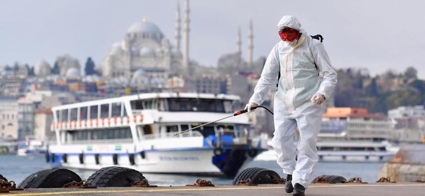 Türkiye'de koronavirüs nedeniyle ölenlerin sayısı 2 bin 706'ya yükseldi
