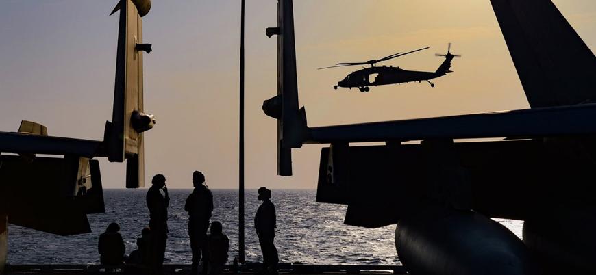 İran'dan Körfez'deki ABD gemilerine tehdit