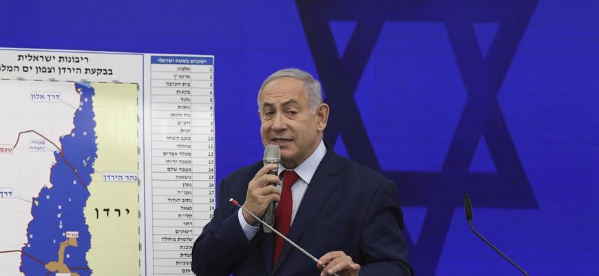 ABD'den Filistin'deki ilhak kararları konusunda İsrail'e destek