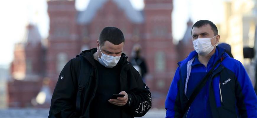 Rusya'da bir günde 5 bine yakın yeni vaka tespit edildi