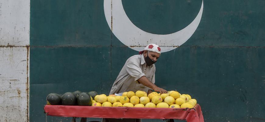 Pakistan'da vaka sayısı 165 bini geçti