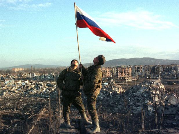 Çeçenistan'da 6 Rus askeri öldürüldü