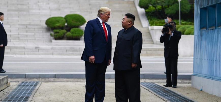 Trump: Kim Jong Un'un hasta olduğuna dair haberler doğru değil