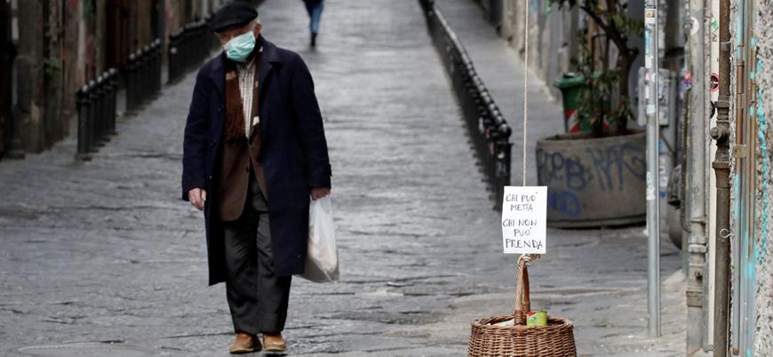 Koronavirüs: İtalya'da günlük can kaybı son bir ayın en düşük seviyesinde