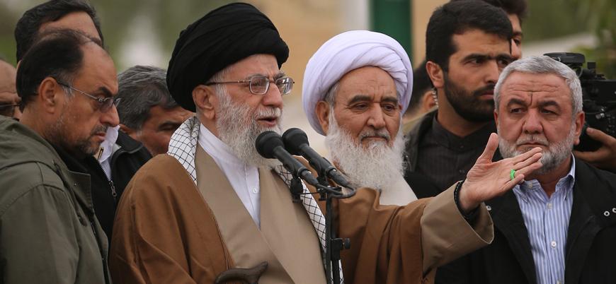 """""""ABD İran lideri Hamaney'in konutunu vurmayı planladı"""""""