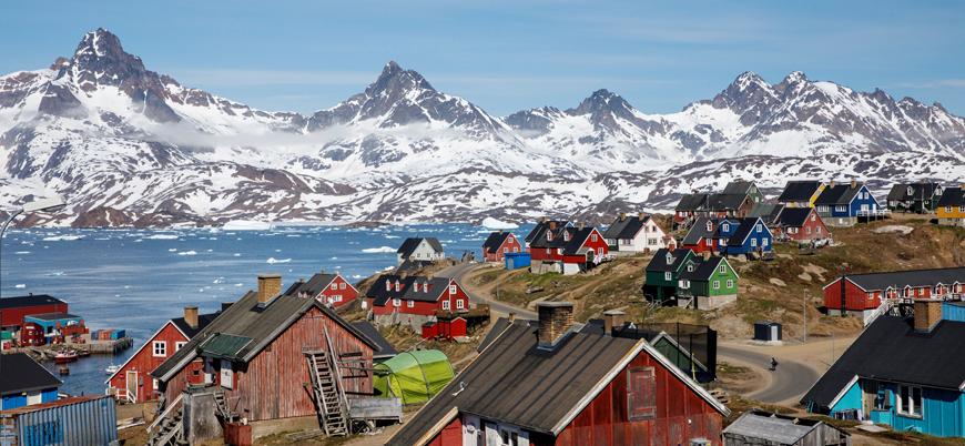 12 milyon dolarlık yardım: ABD'nin gözü Grönland'da