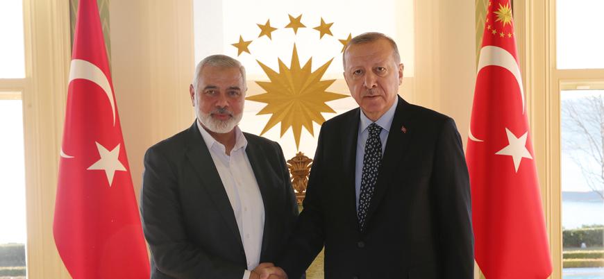 İsrail: Hamas'ı İstanbul'dan çıkarırsa Türkiye ile normalleşiriz