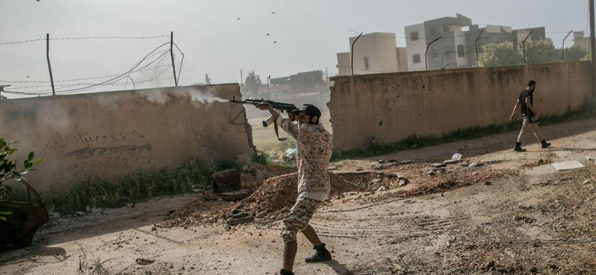 AB'den Libya'da ateşkes çağrısı