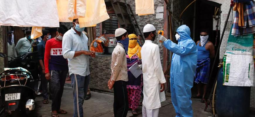 Koronavirüs: Hindistan'da Müslümanlar bazı hastanelere alınmıyor