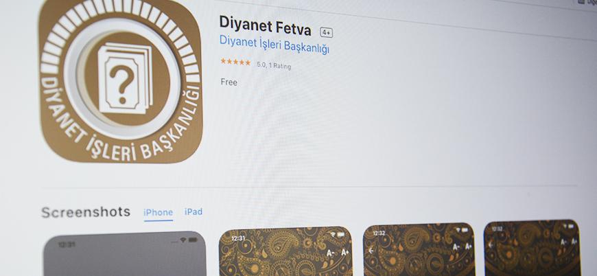 Diyanet'in 'Fetva' uygulaması yayında