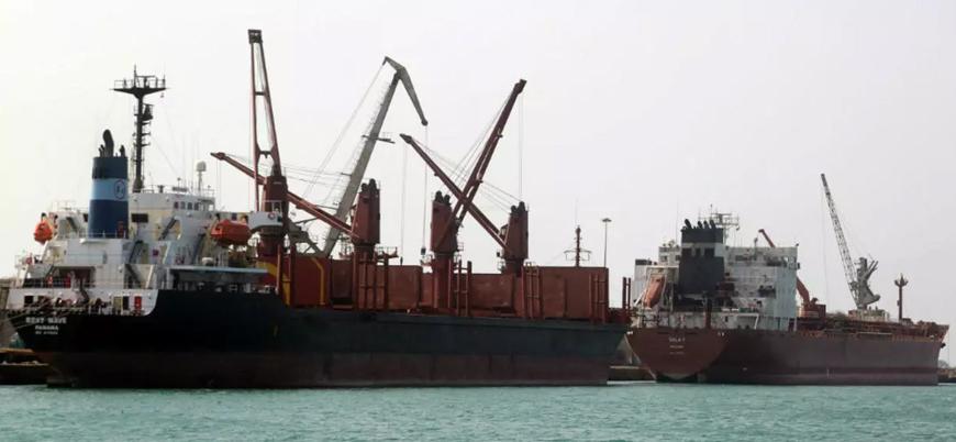 Suudi Arabistan Husilere ait akaryakıt tankerini serbest bıraktı