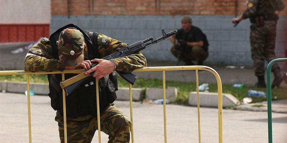 IŞİD, Çeçenistan'daki saldırıyı üstlendi