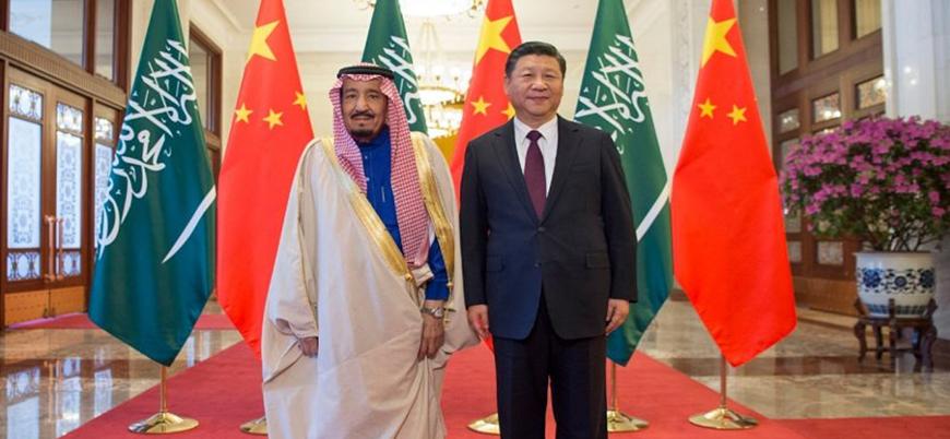 Çin ile Suudi Arabistan arasında 265 milyon dolarlık koronavirüs anlaşması