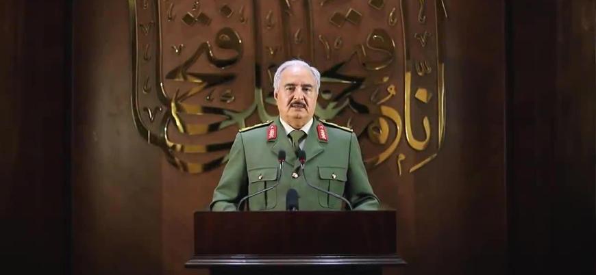 Hafter: Libya'nın tamamını ele geçireceğiz