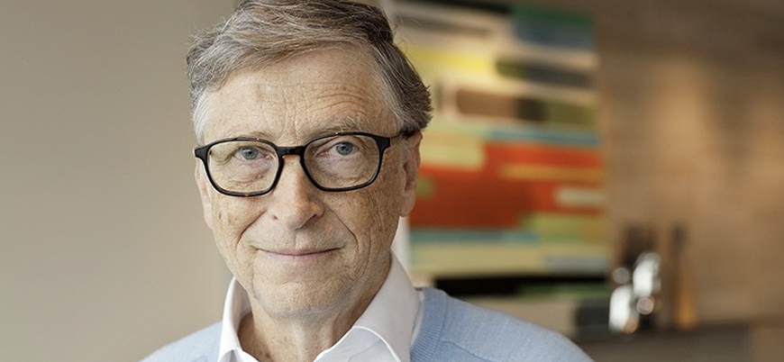Bill Gates: Her şey mükemmel giderse aşı bir yıla hazır