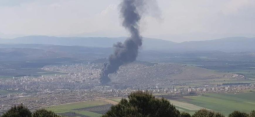 Afrin'de bomba yüklü araç saldırısı: En az 40 ölü
