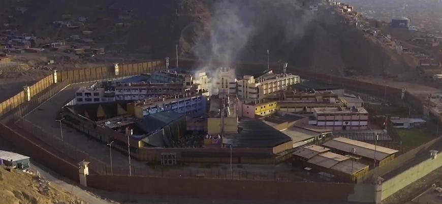 Peru'da cezaevinde koronavirüs isyanı: 9 ölü
