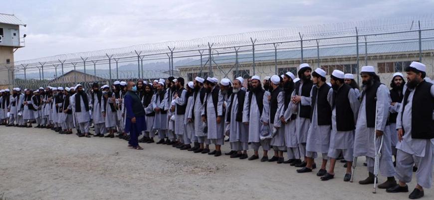 Taliban'dan ABD ve Kabil hükümetine uyarı: Her bir esirin hesabını sorarız