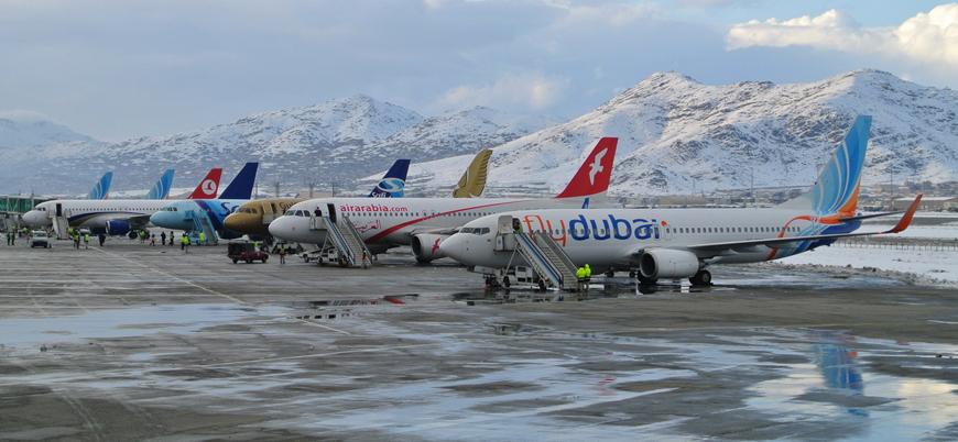 Çin Afganistan sınırına yeni bir havalimanı inşa ediyor