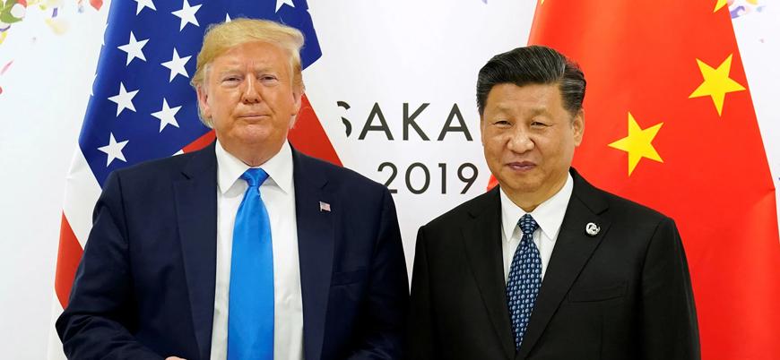 Trump: Çin başkanlık seçimlerini kaybetmem için elinden geleni yapacak